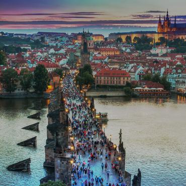 Prague</br>- Czech Republic